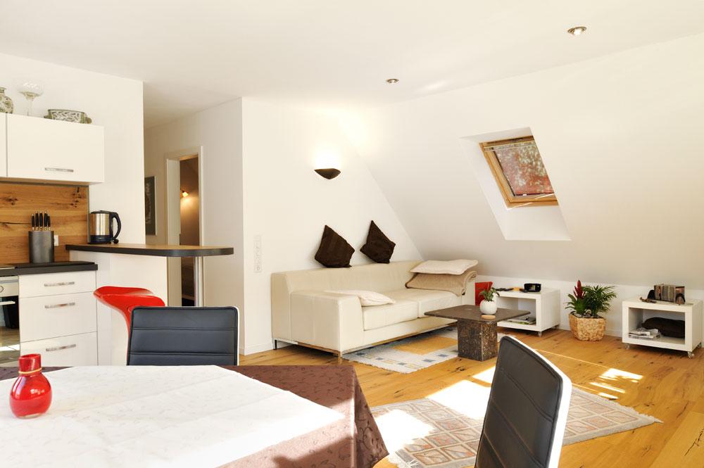 fewo biberburg ferienwohnungen im wald. Black Bedroom Furniture Sets. Home Design Ideas